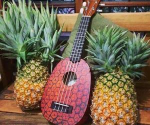 beauty, pineapple, and sweet image