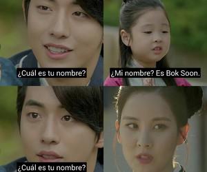 seohyun, moon lovers, and nam joo hyuk image