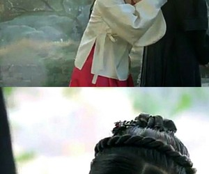 lee jun ki, iu, and lee joon gi image