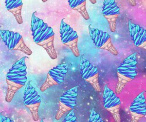 wallpaper and ice cream image