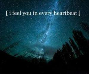 awesome, feel, and heartbeat image