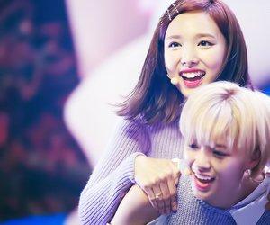 kpop, im nayeon, and yoo jeongyeon image