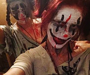 clowns, me, and downwiththeclown image
