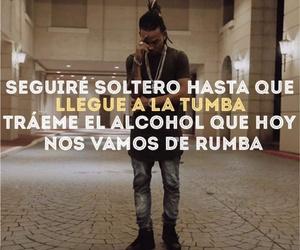 11:11, alcohol, and sad image