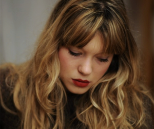 Lea Seydoux and blonde image