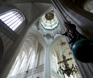 architecture, history, and ceiling image