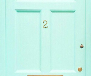 door, pastel, and vintage image