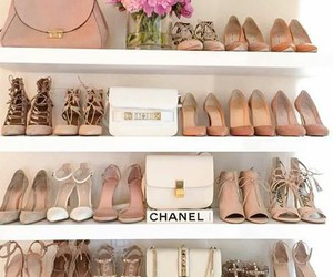 chanel, forgirl, and closet image