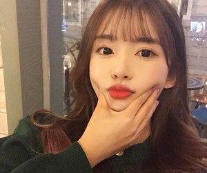 asian girl, beauty, and girl image