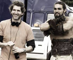behind the scenes, hbo, and production image