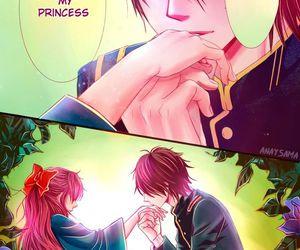 historical, manga girl, and shoujo manga image