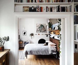 bedroom, home, and tumblr image