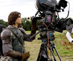 behind the scenes, ben barnes, and prince caspian image