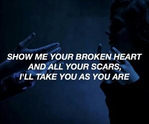 quotes, scars, and Lyrics image