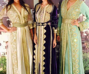 arab, Couture, and dress image