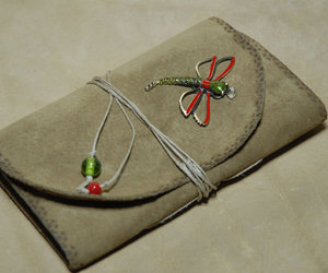 etsy, dragonfly, and mini book image