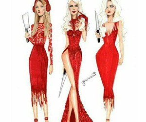 scream queens and chanels image