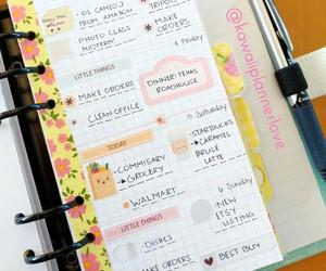 kawaii, organize, and cute image