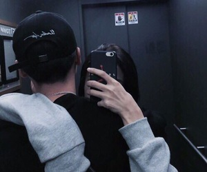 couple, goals, and ulzzang image