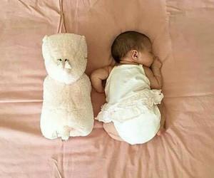 doudou, bébé, and mignon image