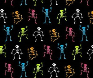 colors, pattern, and black image