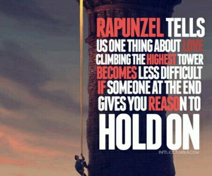 rapunzel, quotes, and love image