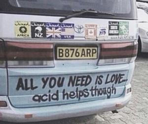 acid, grunge, and indie image