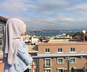 hijab, view, and hicap image