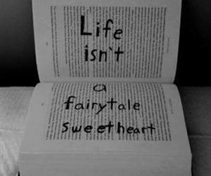 life, fairytale, and book image
