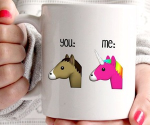 unicorn, horse, and me image