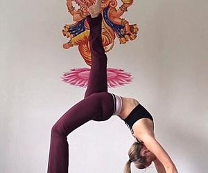 Ganesha, inspiration, and workout image