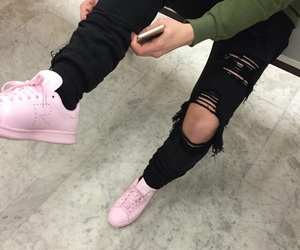 pink, style, and shoes image