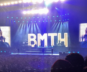 bmth, bring me the horizon, and sheffield image