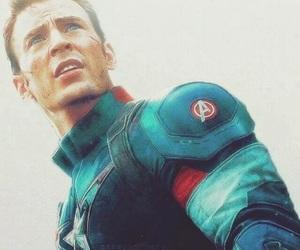 Avengers, blue, and Marvel image