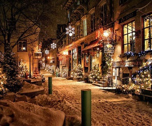 beautiful, christmas, and Dream image