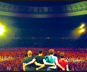 coldplay, Chris Martin, and will champion image