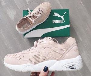 beautiful, puma, and shoes image