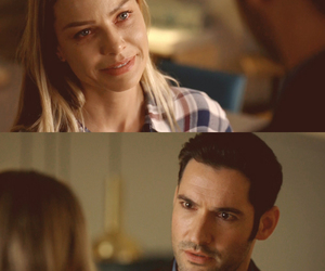 chloe and lucifer image