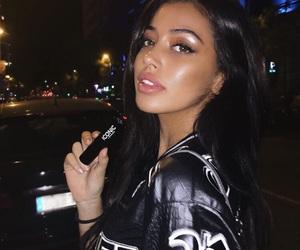 girl, makeup, and cindy kimberly image