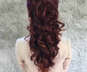 my wedding hairstyle image