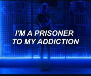 blue and prisoner image