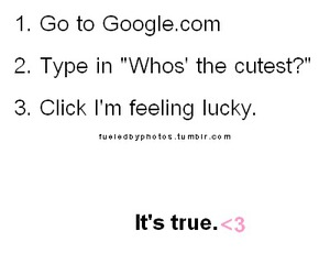 cute and google image