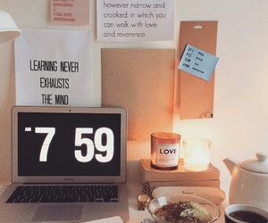 cozy, study, and studying image