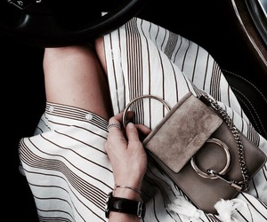 fashion, bag, and classy image
