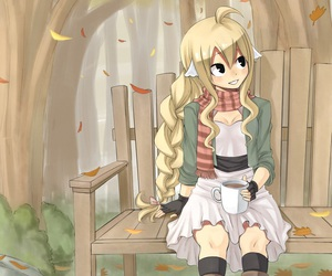 fairy tail, anime, and mavis image