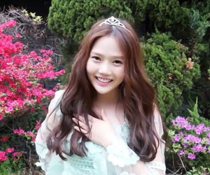 oh my girl, hyojung, and choi hyojung image