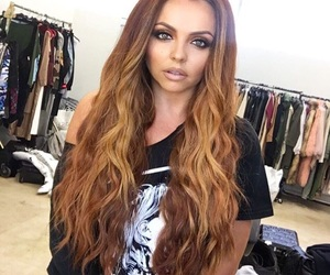 little mix, jesy nelson, and hair image