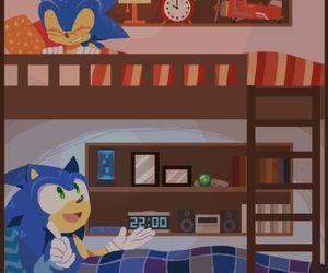 sega, Sonic the hedgehog, and classic sonic image