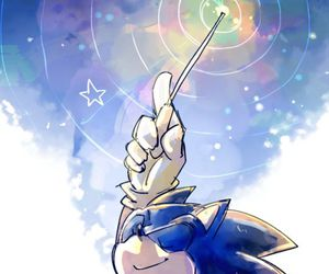 sega and Sonic the hedgehog image