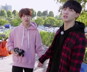 got7, youngjae, and jaebum image